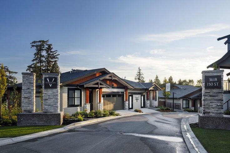 VIRIDIAN   --   3618 150 St - South Surrey/Rosemary Heights West #1