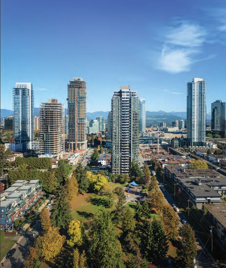 MAYWOOD ON THE PARK   --   6480 McKay Ave - Burnaby South/Metrotown #1