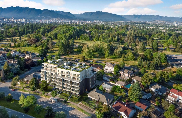 VOYCE   --   5168 Cambie St - Vancouver West/South Cambie #1