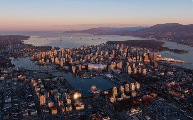 TESORO   --   Quebec St - Vancouver West/False Creek #1