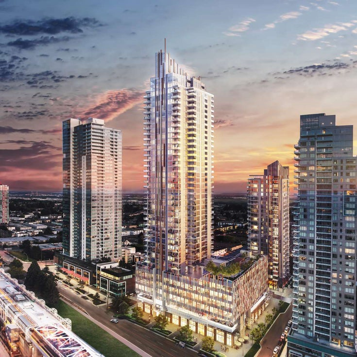 SUN TOWERS 2   --   6398 Silver Ave - Burnaby South/Metrotown #1