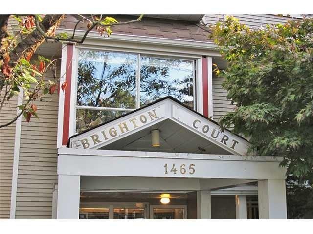 Brighton Court   --   1465 COMOX ST - Vancouver West/West End VW #2
