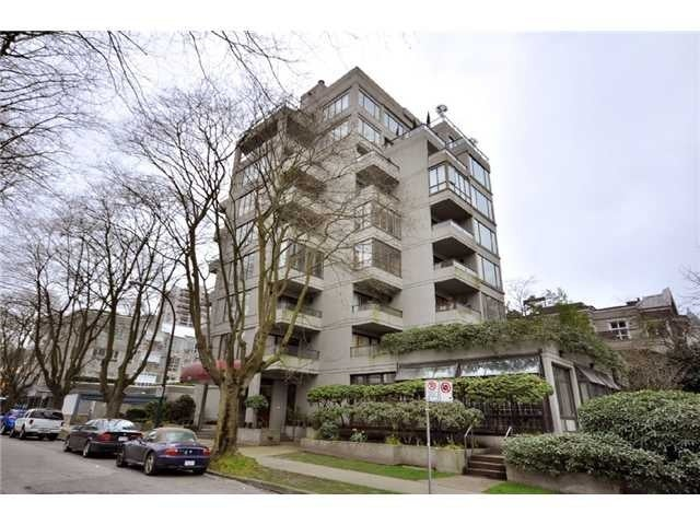 735 Bidwell   --   735 BIDWELL ST - Vancouver West/West End VW #1
