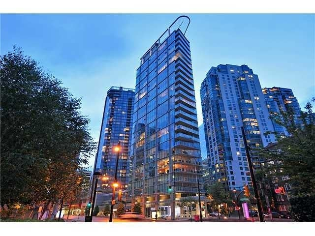 Flat Iron   --   1277 MELVILLE ST - Vancouver West/Coal Harbour #1