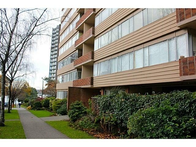 Dianne Court   --   1315 CARDERO ST - Vancouver West/West End VW #1