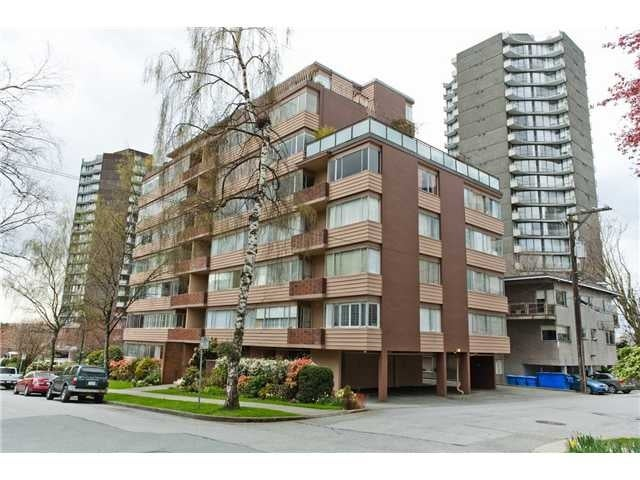 Dianne Court   --   1315 CARDERO ST - Vancouver West/West End VW #2