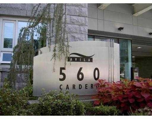 Avila   --   560 CARDERO ST - Vancouver West/Coal Harbour #8