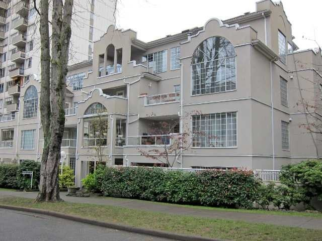 Charlotte Gardens   --   1525 PENDRELL ST - Vancouver West/West End VW #1