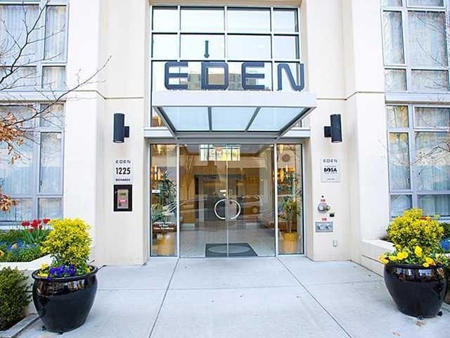 Eden   --   1225 RICHARDS ST - Vancouver West/Downtown VW #1