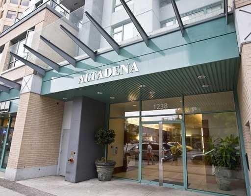 Altadena   --   1238 BURRARD ST - Vancouver West/Downtown VW #2