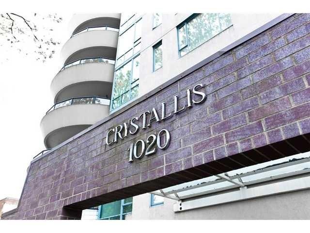 Crystallis   --   1020 HARWOOD ST - Vancouver West/West End VW #4
