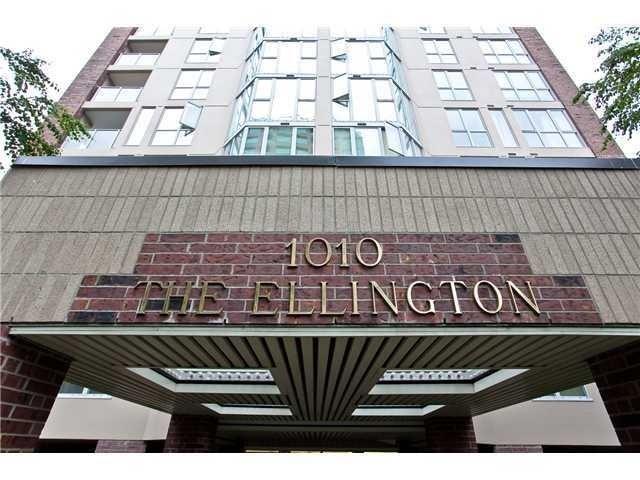 Ellington   --   1010 BURNABY ST - Vancouver West/West End VW #3