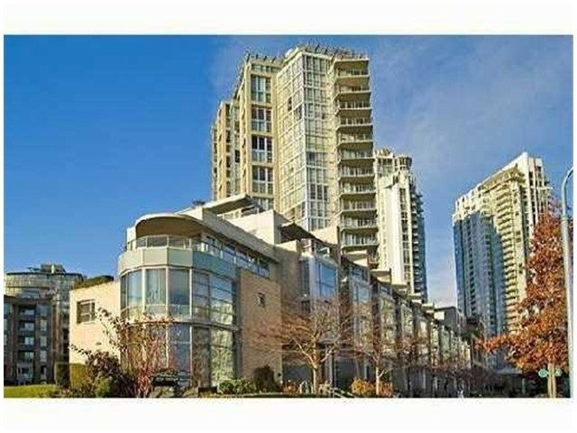 The Crestmark II   --   1228 MARINASIDE CR - Vancouver West/Yaletown #1