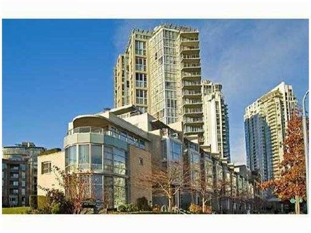 The Crestmark II   --   1228 MARINASIDE CR - Vancouver West/Yaletown #1