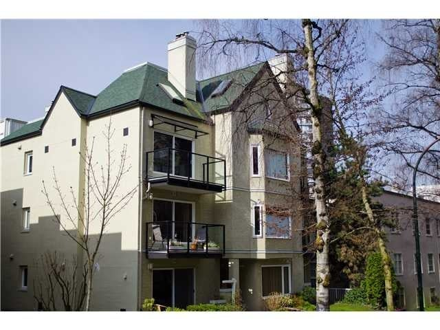 1554 Burnaby   --   1554 BURNABY ST - Vancouver West/West End VW #1