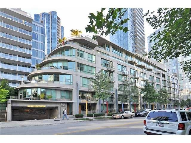 Dockside   --   1478 W HASTINGS ST - Vancouver West/Coal Harbour #3