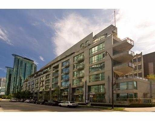Dockside   --   1478 W HASTINGS ST - Vancouver West/Coal Harbour #2