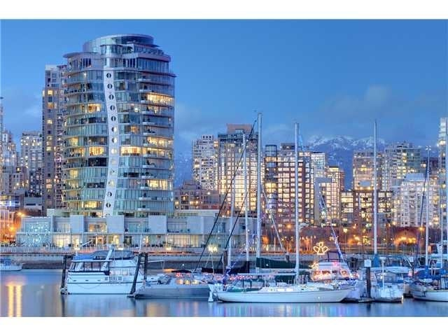 The Erickson   --   1560 HOMER ME - Vancouver West/Yaletown #1