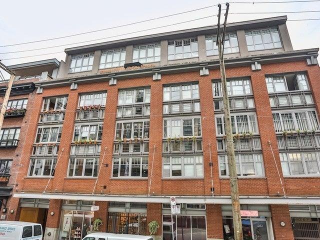 The Crandall Building   --   1072 HAMILTON ST - Vancouver West/Downtown VW #2