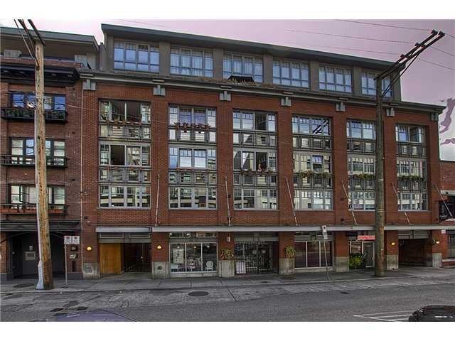 The Crandall Building   --   1072 HAMILTON ST - Vancouver West/Downtown VW #1