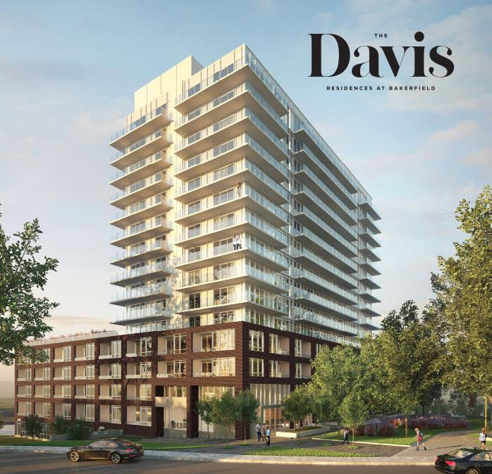 Coming Soon to Newmarket - The Davis