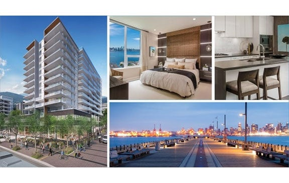 Promenade At The Quay   --   118 CARRIE CATES CT - North Vancouver/Lower Lonsdale #1