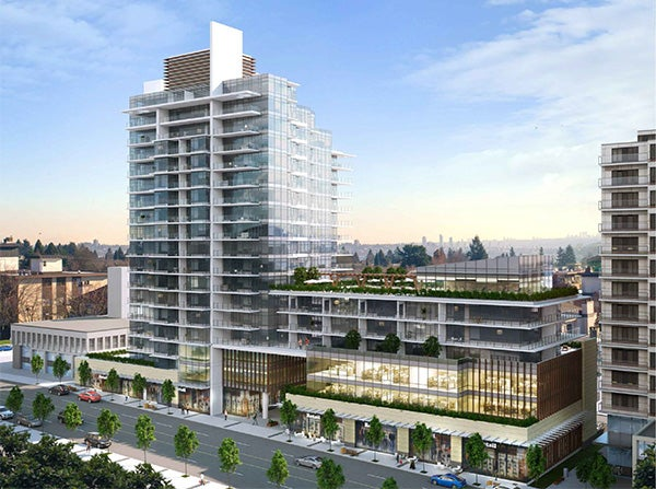 Millenium Central Lonsdale: Coming Soon   --   125 East 13th Street - North Vancouver/Central Lonsdale #1