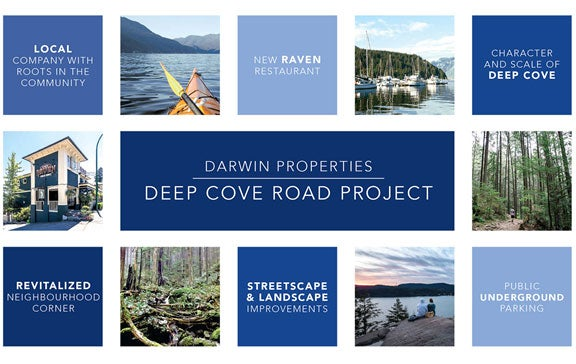 Deep Cove Road Project: Coming Soon   --   N/A - North Vancouver/Deep Cove #1
