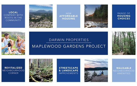 Darwin Properties Maplewood Gardens Project: Coming Soon   --   N/A - North Vancouver/Seymour NV #1