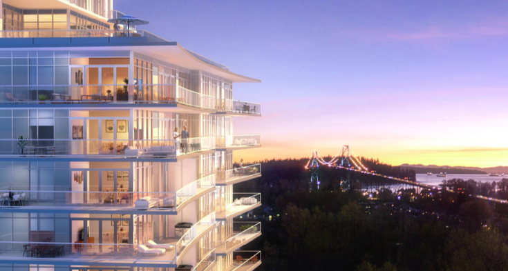 The Sentinel: Now Selling   --   303 MARINE DR - West Vancouver/Park Royal #1