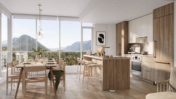 Parkside at Lynn: Now Selling   --   2517 Mountain Highway  Lynn Valley, North Vancouver - North Vancouver/Lynn Valley #1