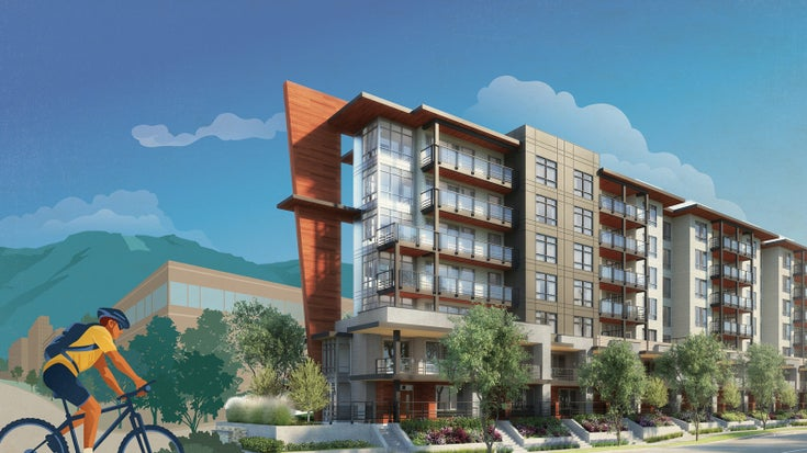 Crest: Now Selling   --   150 East 8th Street - North Vancouver/Central Lonsdale #1