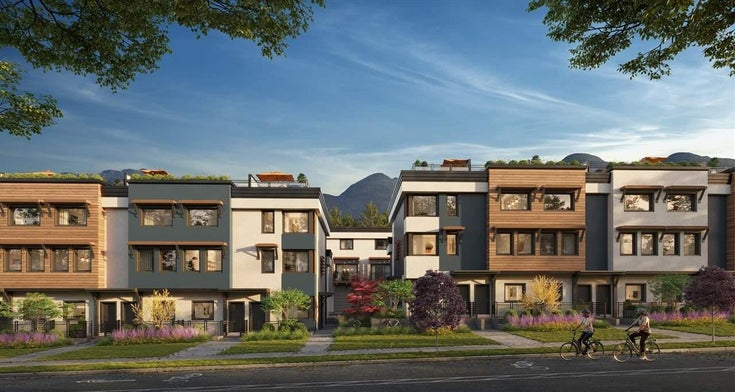 Neu on 3rd: Now Selling   --   632 E 3RD ST - North Vancouver/Lower Lonsdale #1
