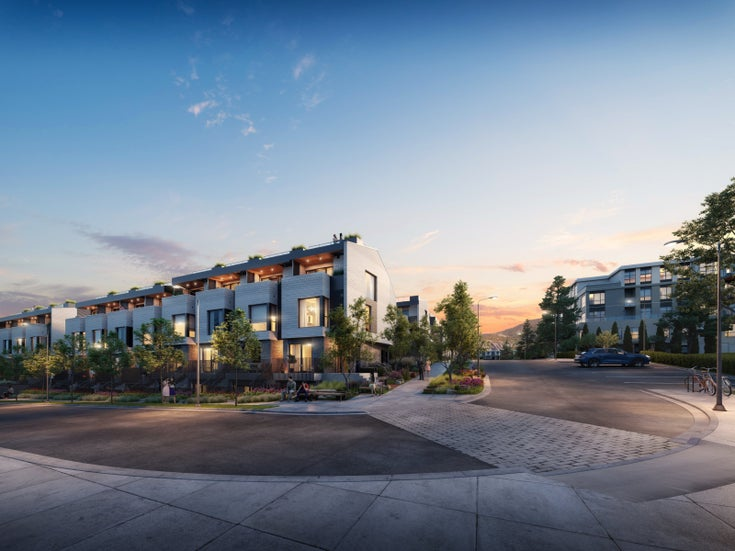 Morrison on the Park: Now Selling   --   650 E 3RD ST - North Vancouver/Lower Lonsdale #1