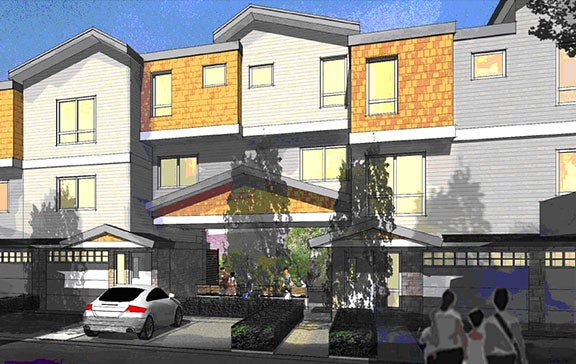Pacific West: Now Selling   --   756 FORSMAN AV - North Vancouver/Lynnmour #1