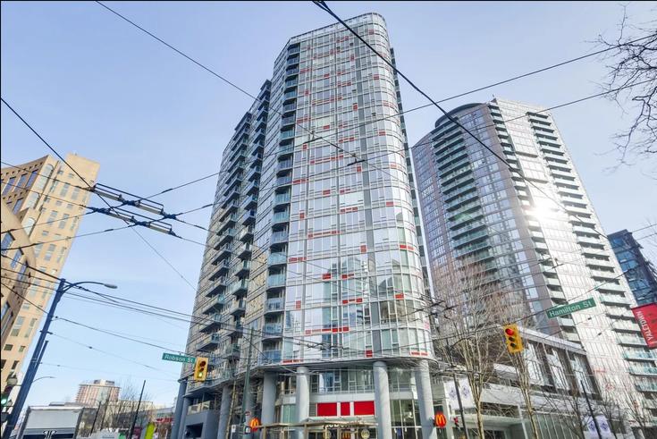 Tv Tower 1   --   788 HAMILTON ST - Vancouver West/Downtown VW #1