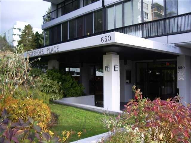 Westshore Place   --   650 16 ST - West Vancouver/Ambleside #1
