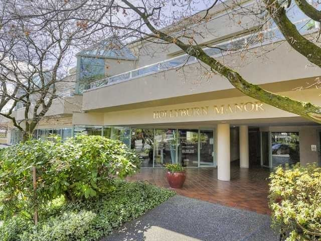 Hollyburn Manor   --   565 17 ST - West Vancouver/Ambleside #1
