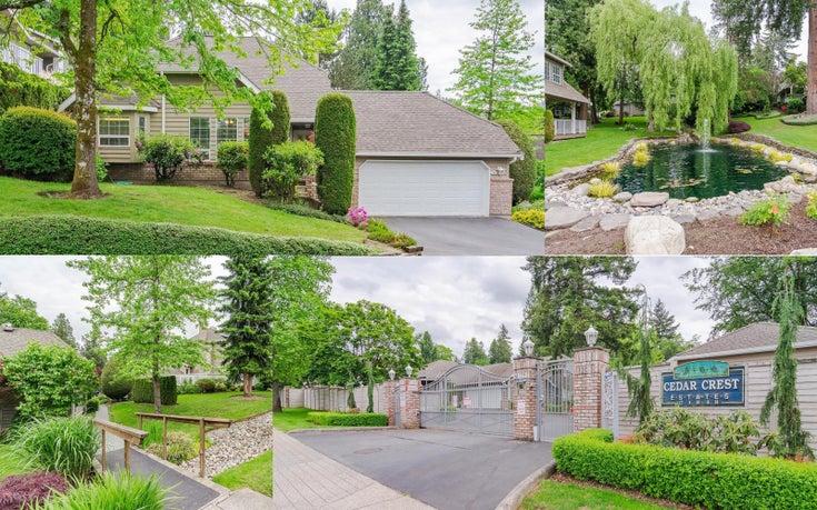 Cedar Crest Estates - 45+ Gated Community Townhomes for Sale