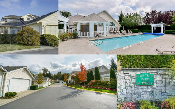 Churchill Park Townhomes | 55+ Gated Community in Langley