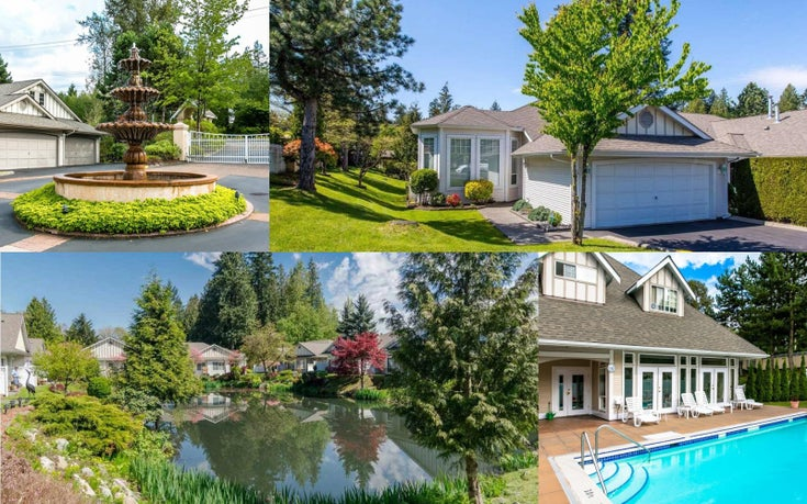 Twin Lakes Townhomes | Adult Gated Community