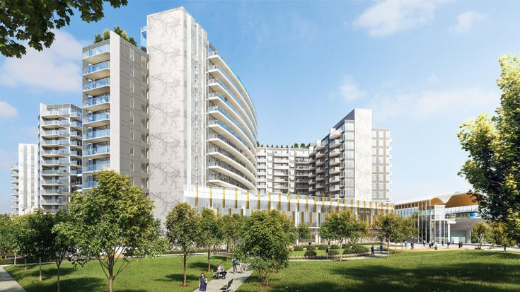 Richmond -  Picasso by Concord Pacific   --   8671 Capstan Way - Richmond/West Cambie #1