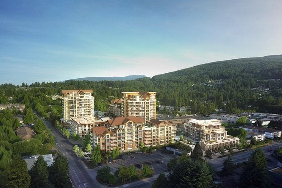 The Residences at Lynn Valley Building B   --   2785 Library Lane  - North Vancouver/Lynn Valley #1