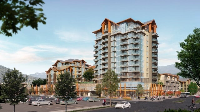 The Residences at Lynn Valley Building A   --   2780 Valley Centre Avenue  - North Vancouver/Lynn Valley #1