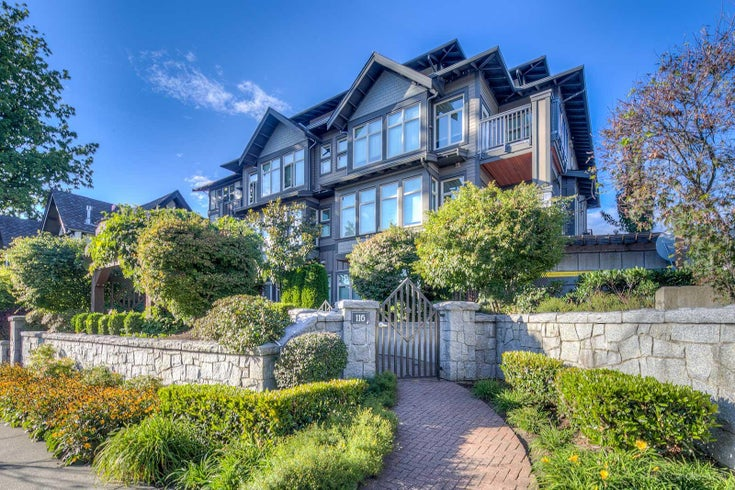 The Addison   --   116 W 23RD ST - North Vancouver/Central Lonsdale #1
