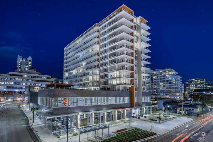Promonade at the Quay    --   118 CARRIE CATES CT - North Vancouver/Lower Lonsdale #1