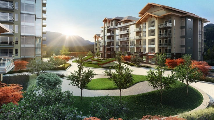 The Residences at Lynn Valley Building C   --   1210 E 27th Street - North Vancouver/Lynn Valley #1