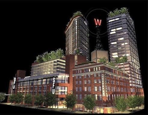 Woodwards W43   --   128 W CORDOVA ST - Vancouver West/Downtown VW #1