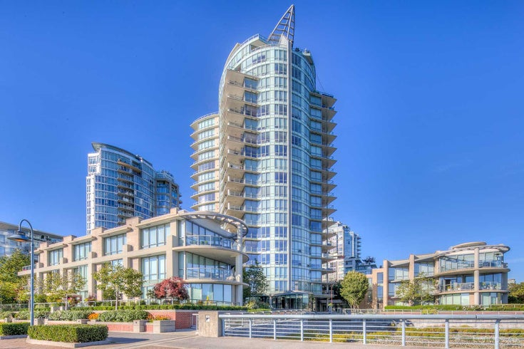The Concord   --   1328 MARINASIDE CR - /Yaletown #1