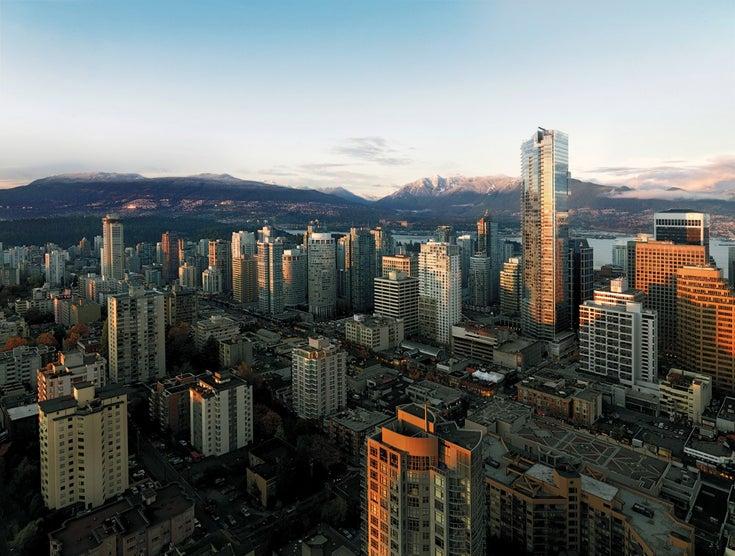 Shangri-la   --   1111 ALBERNI ST - Vancouver West/West End VW #1